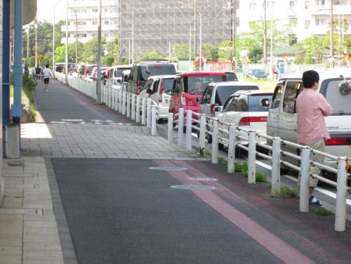 海の公園駐車場