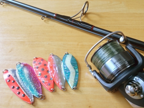 海釣り道具
