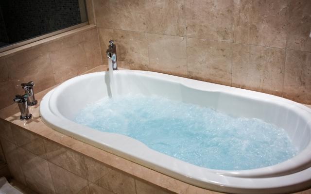 夏バテにはお風呂